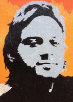 Andreas Blair stencil headshot HD